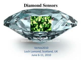 Diamond Sensors