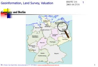 Germany and Berlin