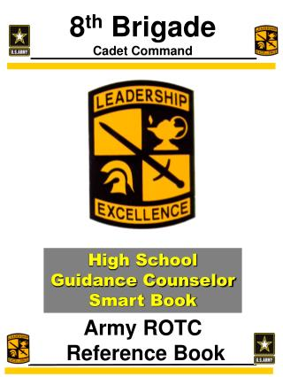 8 th  Brigade Cadet Command