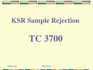TC 3700