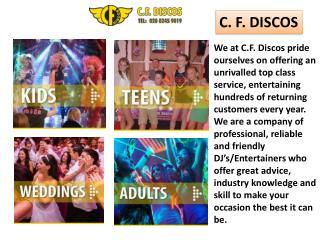 C.F. Discos