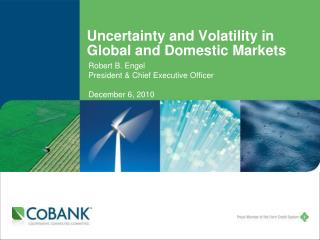 Uncertainty and Volatility in Global and Domestic Markets