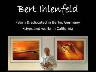 Bert  Ihlenfeld