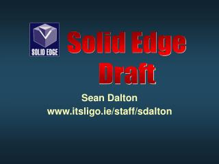Sean Dalton itsligo.ie
