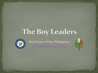 The Boy Leaders