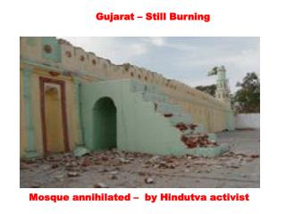 Gujarat – Still Burning