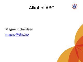 Alkohol ABC