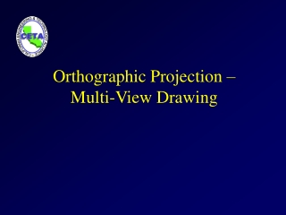 Orthographic Projection   Multi-View Drawing
