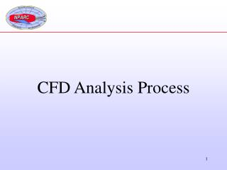 CFD Analysis Process