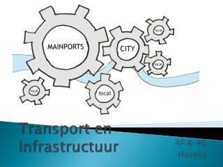 Transport en Infrastructuur