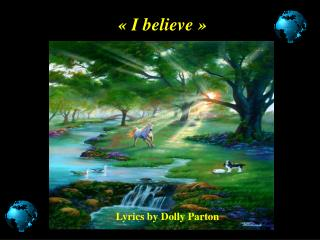 Lyrics by Dolly Parton