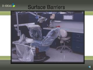 Surface Barriers
