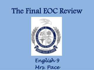 The Final EOC Review