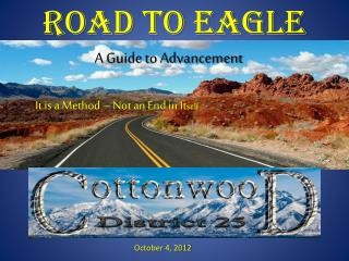 Road to Eagle