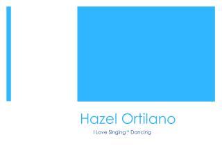Hazel  Ortilano