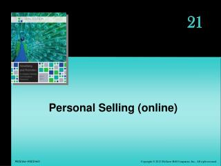 Personal Selling (online)