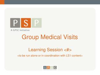 Group Medical Visits