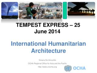 International Humanitarian Architecture