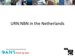 URN:NBN in the Netherlands