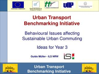Urban Transport Benchmarking Initiative