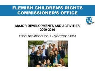FLEMISH CHILDREN'S RIGHTS COMMISSIONER'S OFFICE