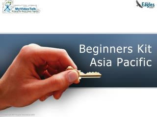 Beginners Kit Asia Pacific