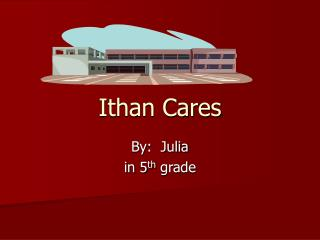 Ithan Cares