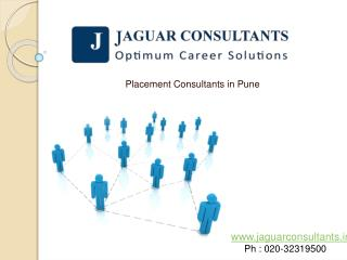 Jaguar Consultants - Hr Placement Service in pune