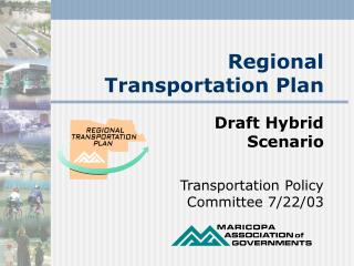 Regional Transportation Plan