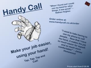 Handy Call