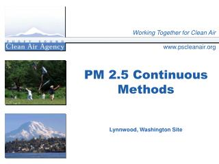 PM 2.5 Continuous Methods