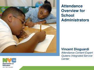 ATTENDANCE LAW AND POLICY