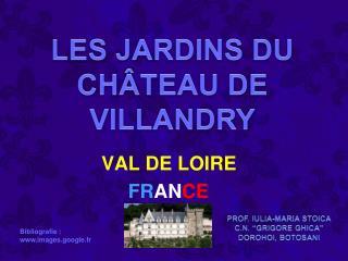 VAL DE LOIRE FR AN CE