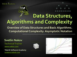 Data Structures, Algorithms and Complexity