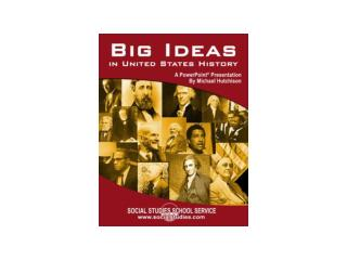 "What Is a ""Big Idea""?"