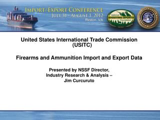 United States International Trade Commission (USITC)