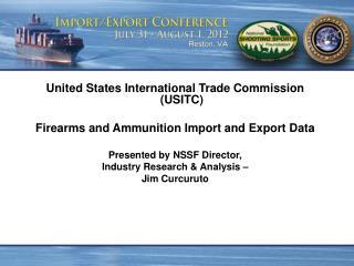 United States International Trade Commission (USITC)
