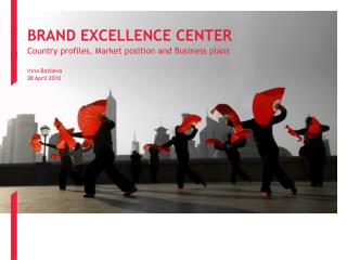 BACKGROUND & BENEFITS OF CONSISTENT DEVELOPMENT OF THE BDO BRAND IN THE REGION
