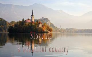 Slovenia   a beautiful country