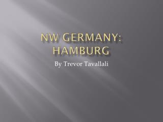 NW Germany: Hamburg
