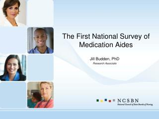 The First National Survey of Medication Aides
