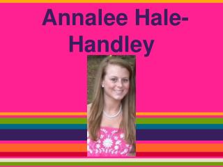 Annalee Hale-Handley