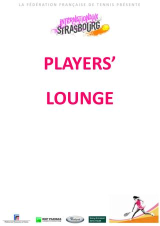 PLAYERS�  LOUNGE