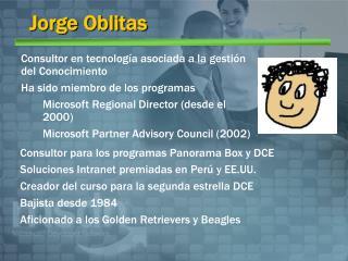 Jorge Oblitas