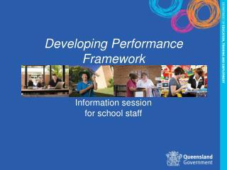 Developing Performance Framework