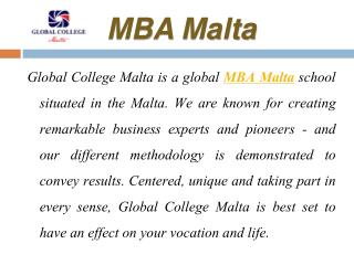 Global Career Objectives College in Malta