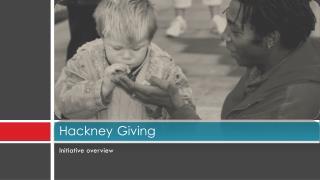 Hackney Giving