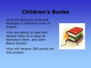 Children�s Books
