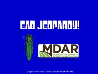 EAB Jeopardy!