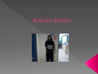 Alonzo  Simon